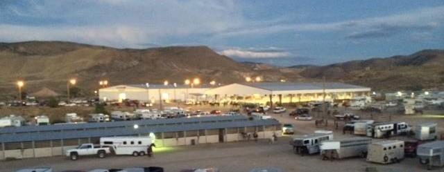 Blackhawk Arena Salina Utah