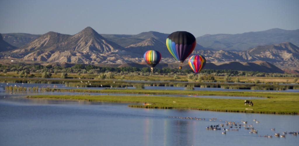 Balloon Festival Salina Utah